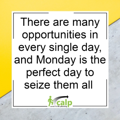 monday opportunities