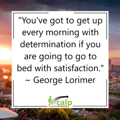 Determination - Monday