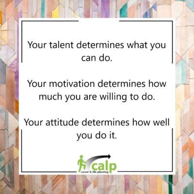 Thursday - Attitude