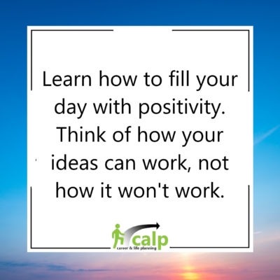 Thursday - Positivity
